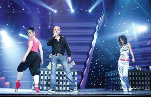mihai traistariu eurovision