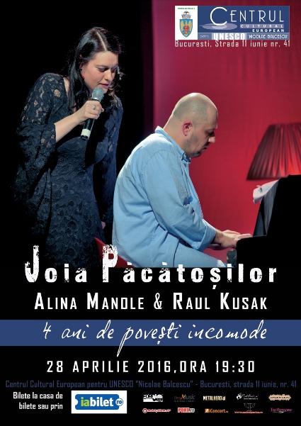 Alina Manole 28 aprilie