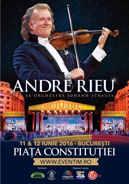 Andre Rieu Bucharest 2016 12 iunie