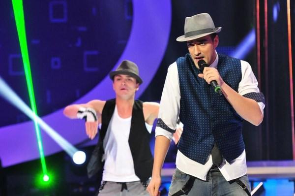 """Liviu Teodorescu """"Justin Timberlake"""" la Te Cunosc de Undeva (Antena 1)"""