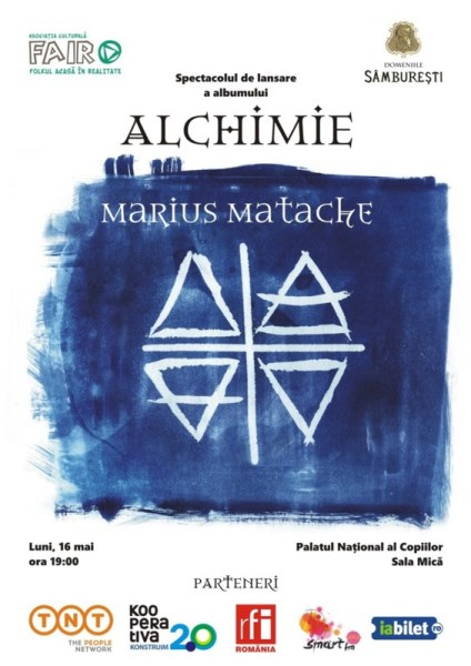 Marius Matache 16 mai