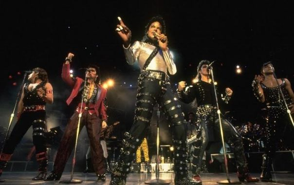 Michael Jackson in Romania