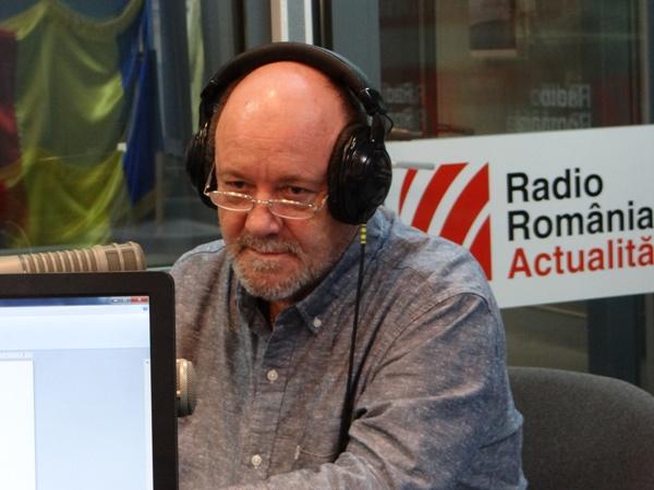 Nicu Alifantis la Radio Romania 2016