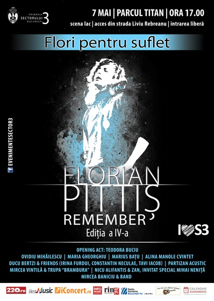 Remember Florian Pittis 7 mai