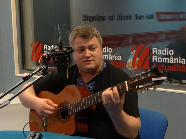 Vali Boghean la Psihologul muzical (Radio Romania 2016)