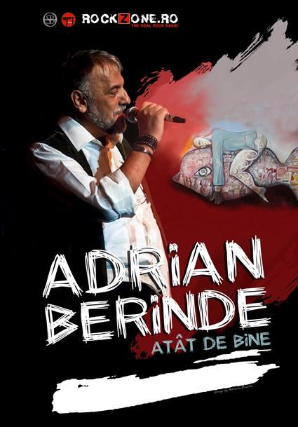 Adrian Berinde atat de bine a