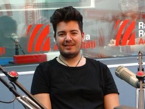 Cristian Mihai la Radio Romania 2016