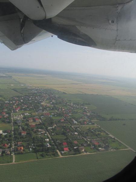 Romania avion