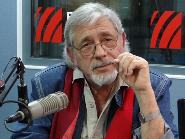 Sergiu Cioiu la Radio Romania