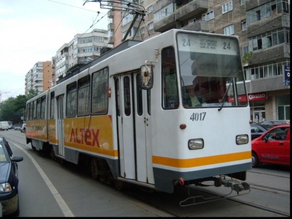 tramvai bucuresti a