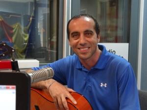 Cezar Giosan la Radio Romania 2016