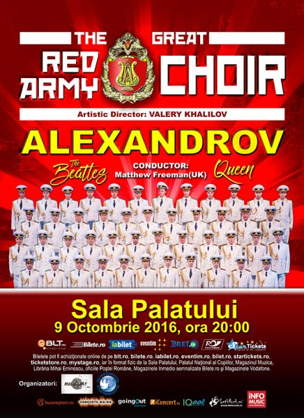 Corul Alexandrov 9 octombrie