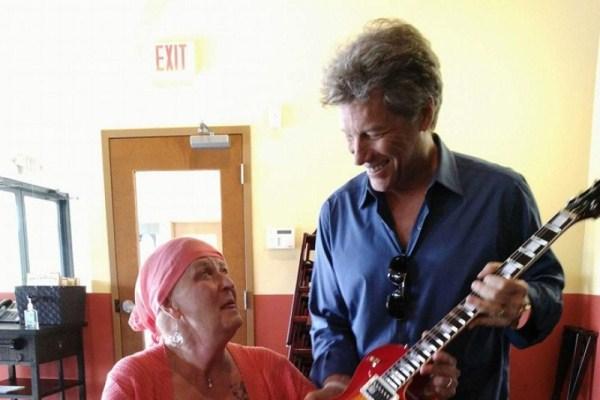 Jon Bon Jovi fan bolnav de cancer a