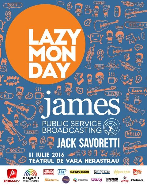 Lazy Monday 11 iulie