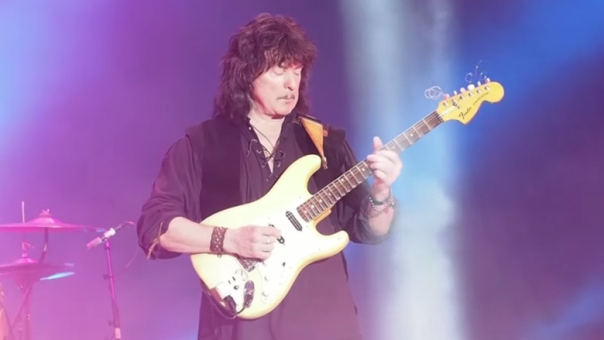 Ritchie Blackmore a