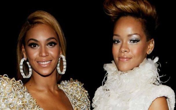 Beyonce si Rihanna a