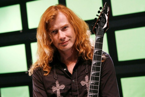 Dave Mustaine a