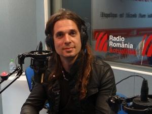 Kiko Loureiro la Radio Romania (11.07.2016)