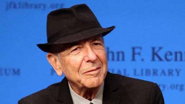 Leonard Cohen a