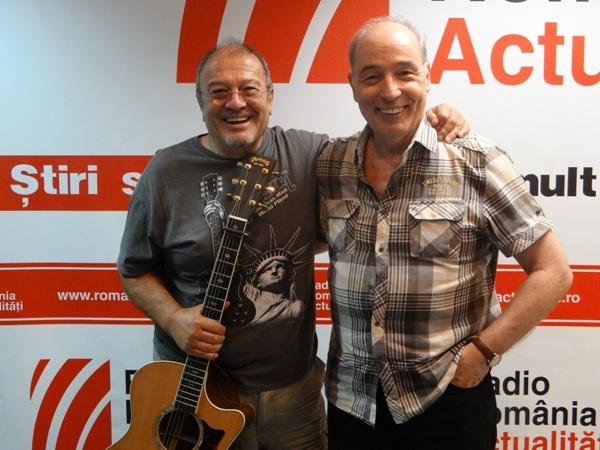 Mircea Baniciu si Andrei Partos 30 iulie 2016