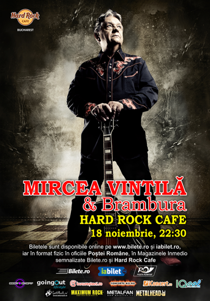 Mircea Vintila & Brambura 18 noiembrie