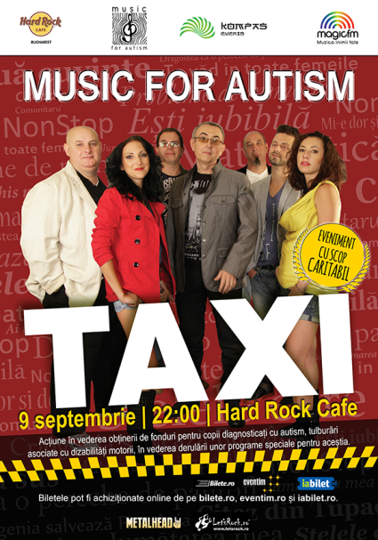Music For Autism 9 septembrie