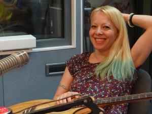 Olivia Paun la Radio Romania 2016