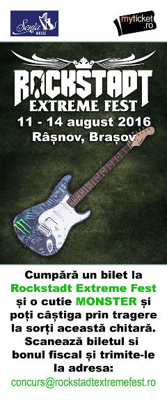 Rockstadt concurs chitara