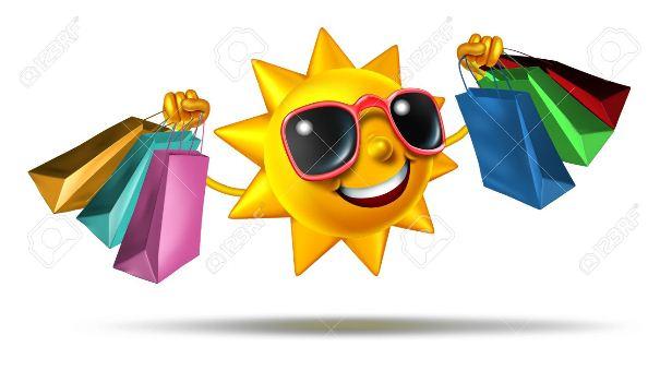 summer shopping a