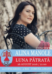 Alina Manole 26 august a