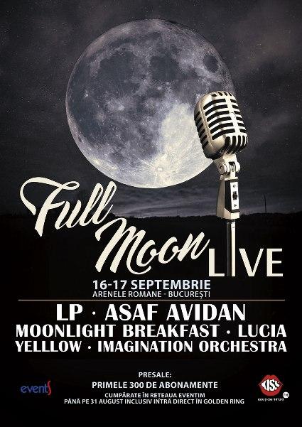 Full Moon 17 septembrie
