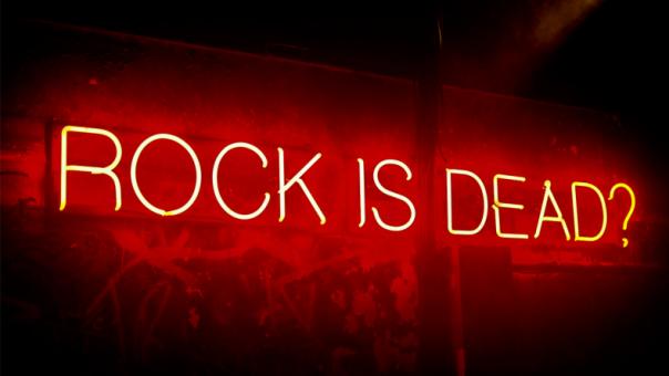 rock is dead a
