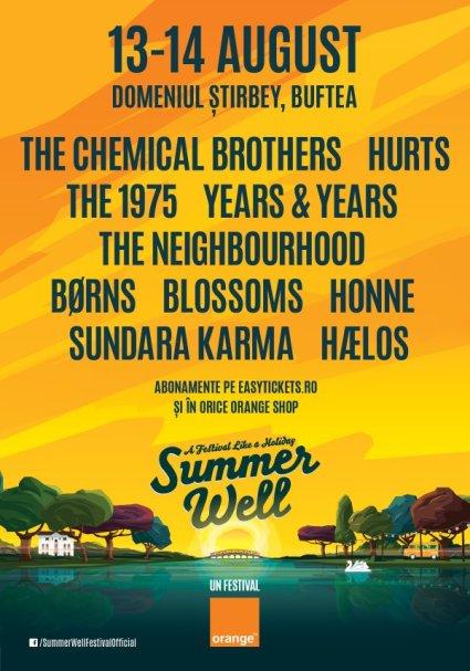 summer well 14 august