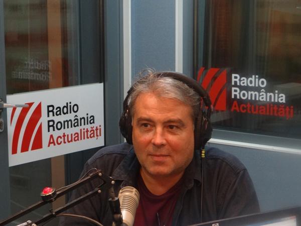 Adrian Cioroianu la Radio Romania