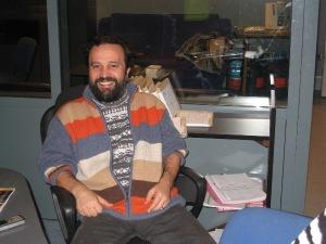 Ioan Gyuri Pascu la Radio Romania 2008