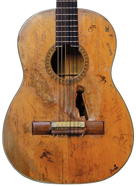 guitar a
