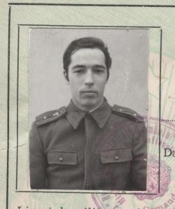 Andrei Partos militar