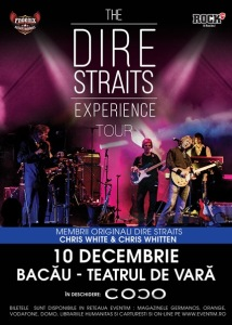 Dire Straits Experience bacau 10 decembrie