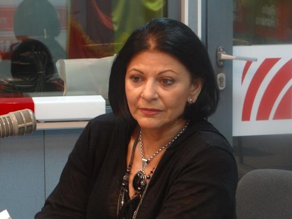 Elena Carstea la Radio Romania 2016