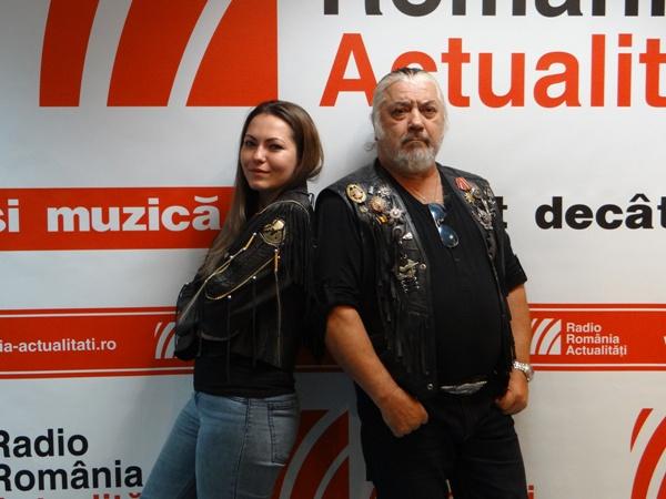 Mara Marcu si Nicu Covaci la Radio Romania 2016