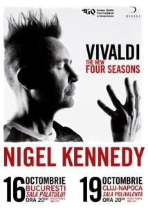 Nigel-Kennedy-Bucuresti_Cluj Napoca 19 octombrie