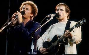 PAUL SIMON  ART GARFUNKEL 2