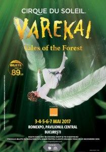 Cirque du Soleil Varekai 7 mai
