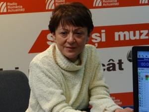 Dana Cristescu la Radio Romania