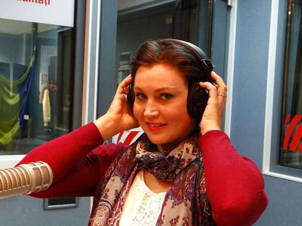 Daniela Nane la Radio Romania 2016