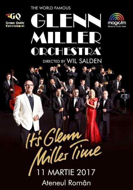 Glenn Miller 11 martie 2017