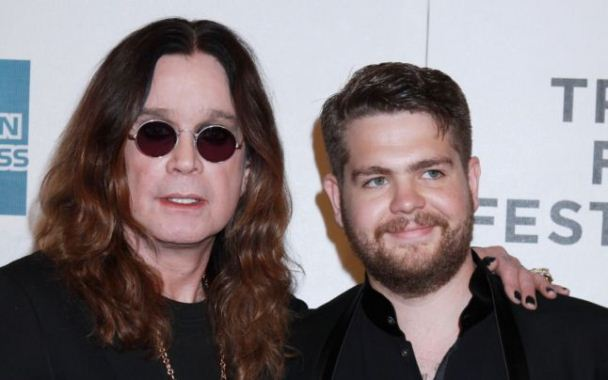 Ozzy and Jack Osbourne a