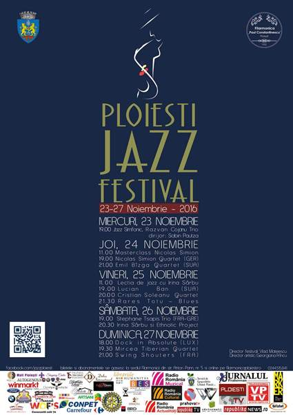 Ploiesti Jazz Festival 27 noiembrie