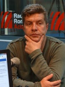 Tica Alexe la Radio Romania