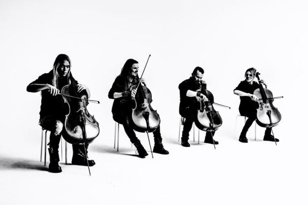 Apocalyptica plays Metallica 1a